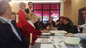 Le 2e arrondissement de Lyon en campagne pour Michel Havard