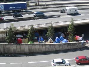 Bidonville du Pont kitchener: un danger sanitaire dans le 2e arrondissement, pourquoi rien n'est-il fait?
