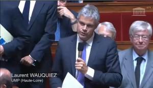 J'appelle Nicolas Sarkozy à se présenter à la présidence de l'UMP.