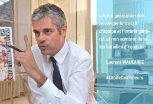 Avec Laurent Wauquiez, parrainez Nicolas Sarkozy pour la présidence de l'UMP