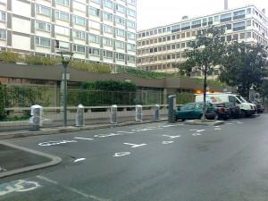 Pour une ville plus verte et électrique. Quelle place pour la voiture propre à Lyon?