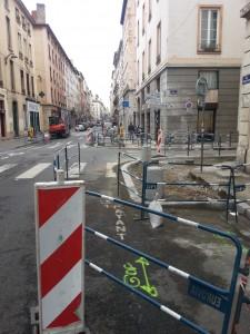 Un nouveau carrefour rue Vaubecour