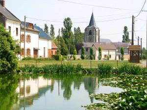 En 2015, il faudra remettre l'Eglise au centre du village.
