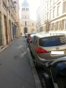 Voiture électrique, premiers soucis dans le 2e arrondissement